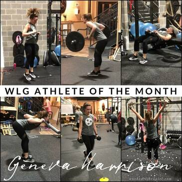 WLG Athletes of the Month - WORKOUT LIKE A GIRL FIT CAMPS